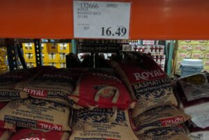 The Ultimate Costco Meal Plan Basmati Rice