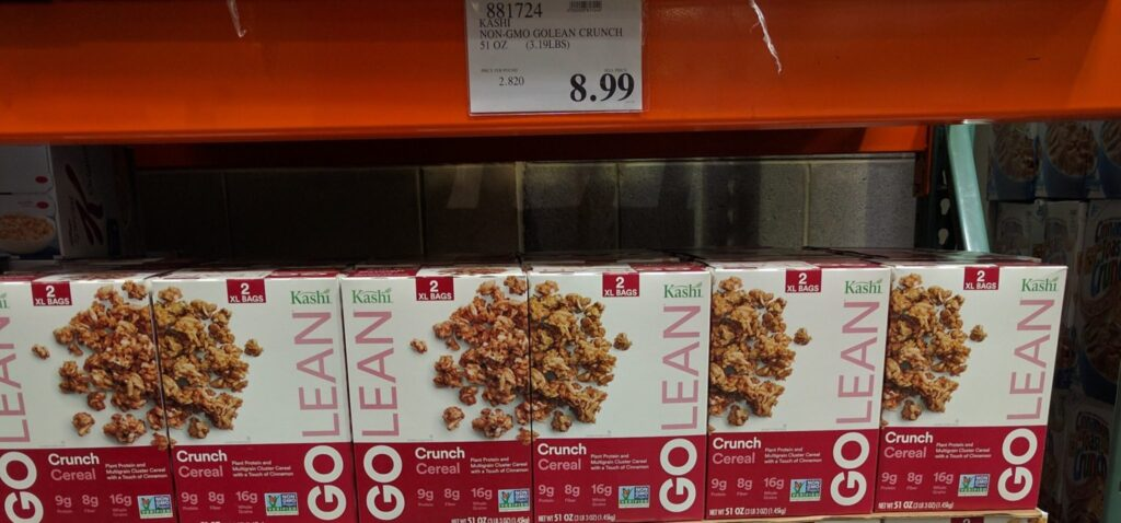 The Ultimate Costco Meal Plan Kashi