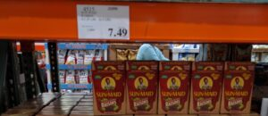 The Ultimate Costco Meal Plan Raisins