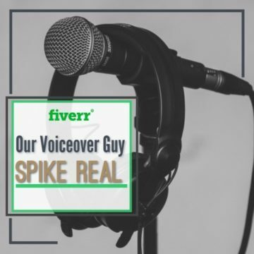 Use Fiverr for Voice Overs