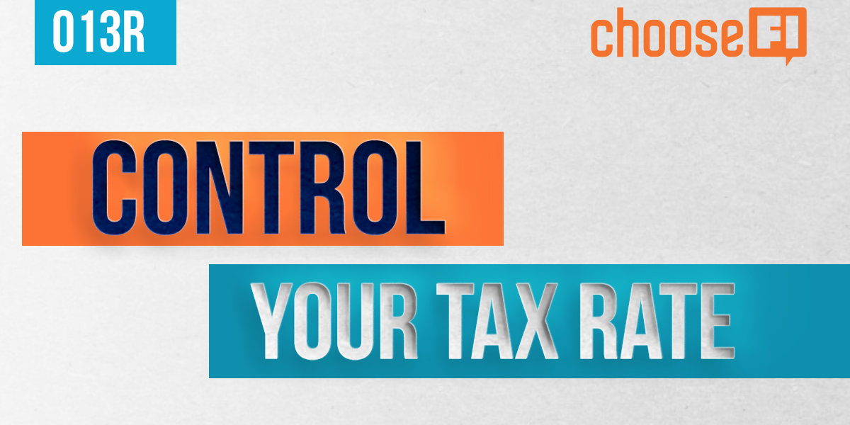 013R.Control Your Tax Rate