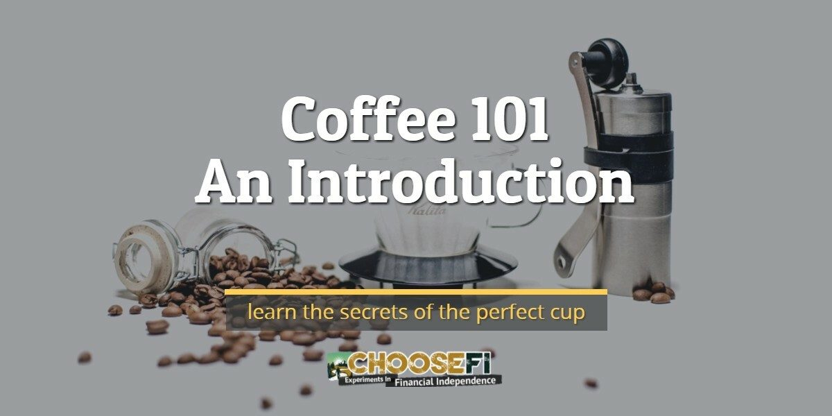 Coffee 101 | An Introduction to Perfection