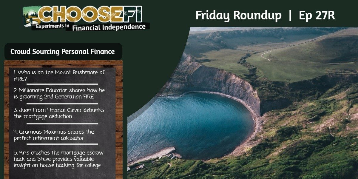 Friday Roundup 027R