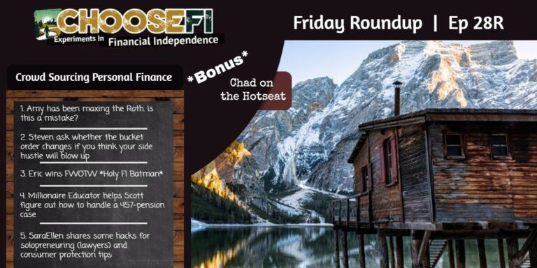 Friday Roundup 028R
