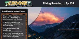 Friday Roundup 033R
