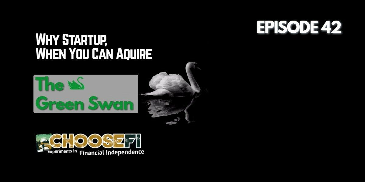 042.The Green Swan