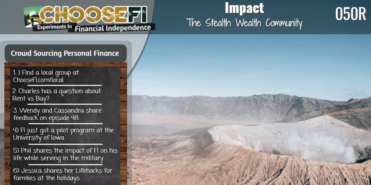050R Impact | The Stealth Wealth Community
