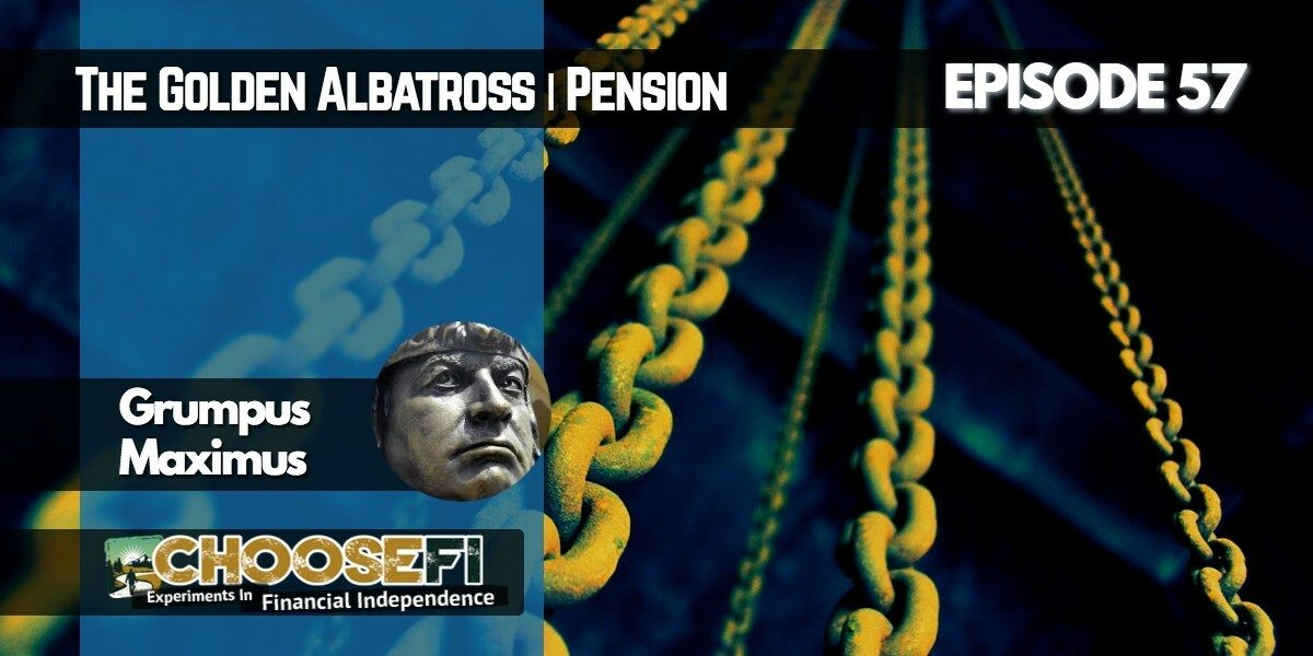 The Golden Albatross Grumpus Maximus Pension
