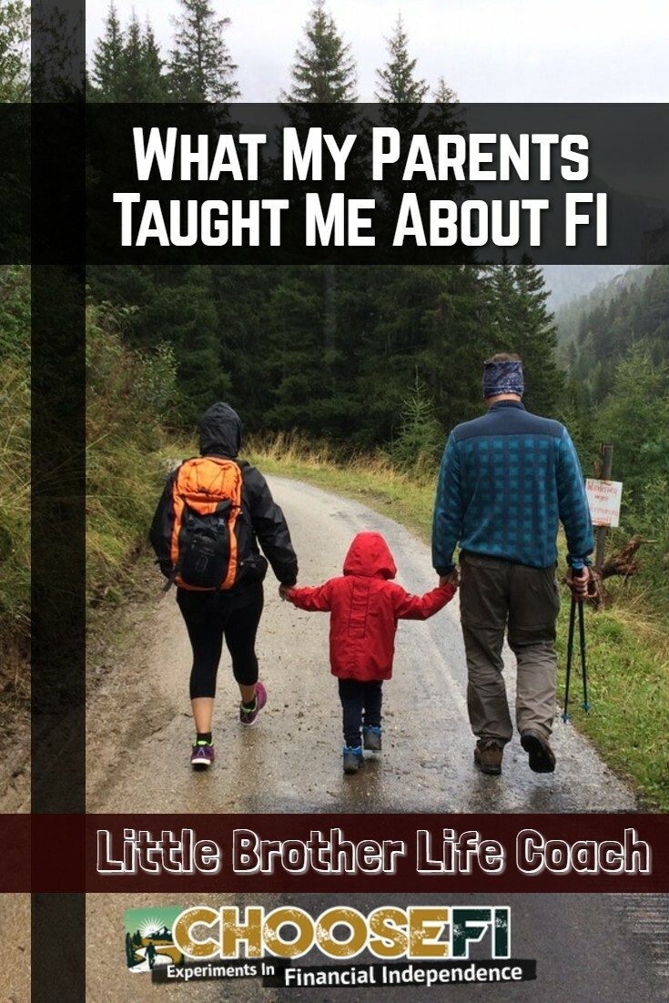 What My Parent's Taught Me About FI
