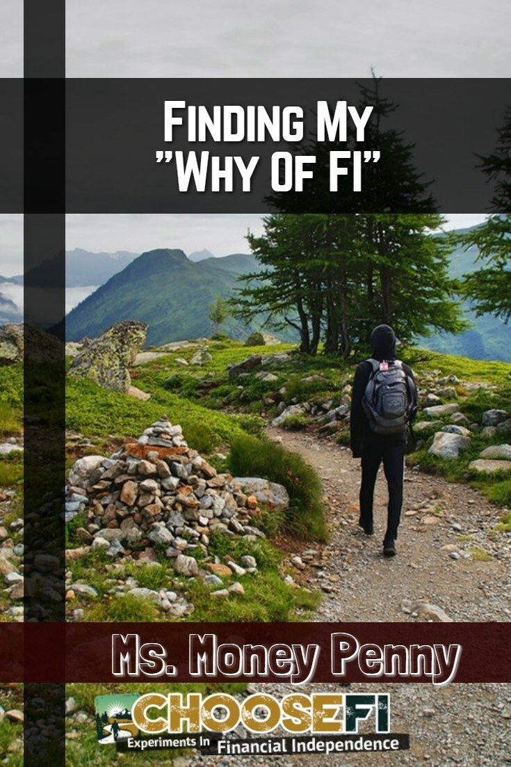 Finding my why of fi