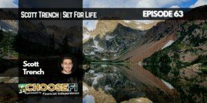 063 Scott Trench Set for Life