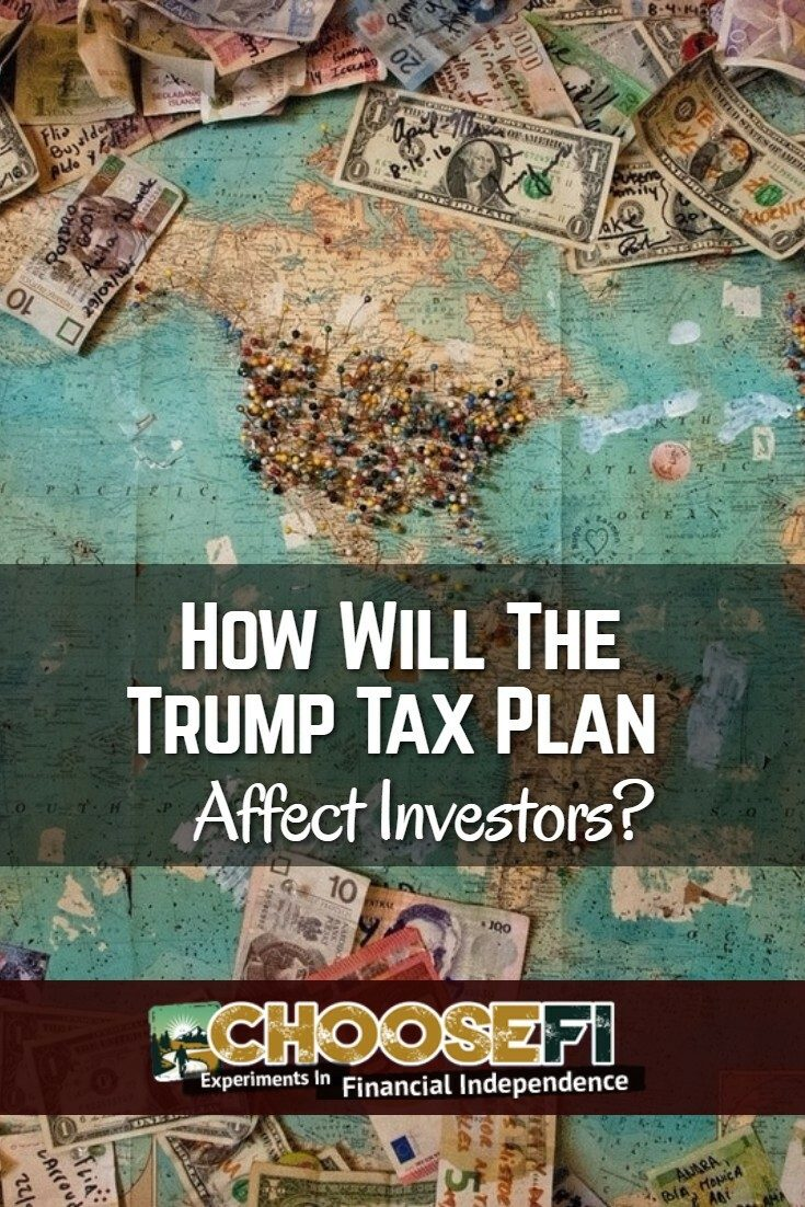 How Will The Trump Tax Plan Affect Investors