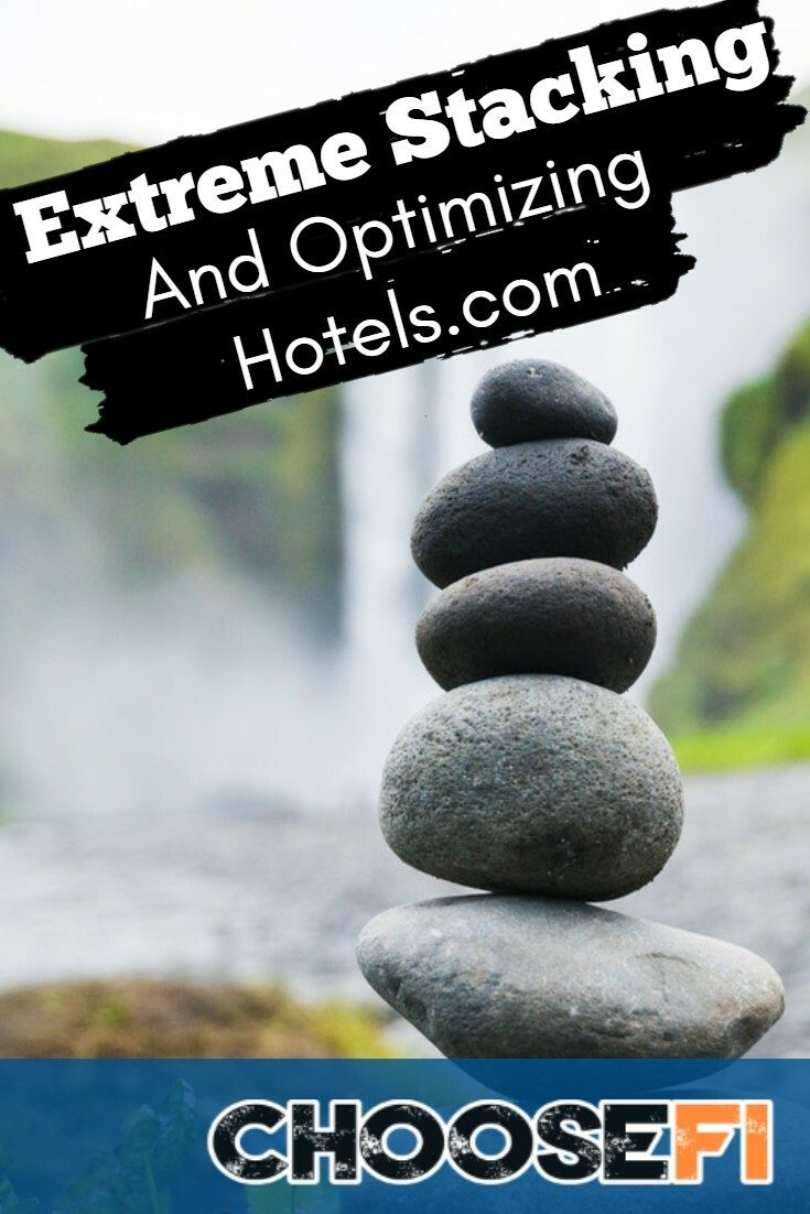 Extreme Stacking And Optimizing Hotels.com
