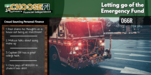 066R _ Letting go of the emergency fund