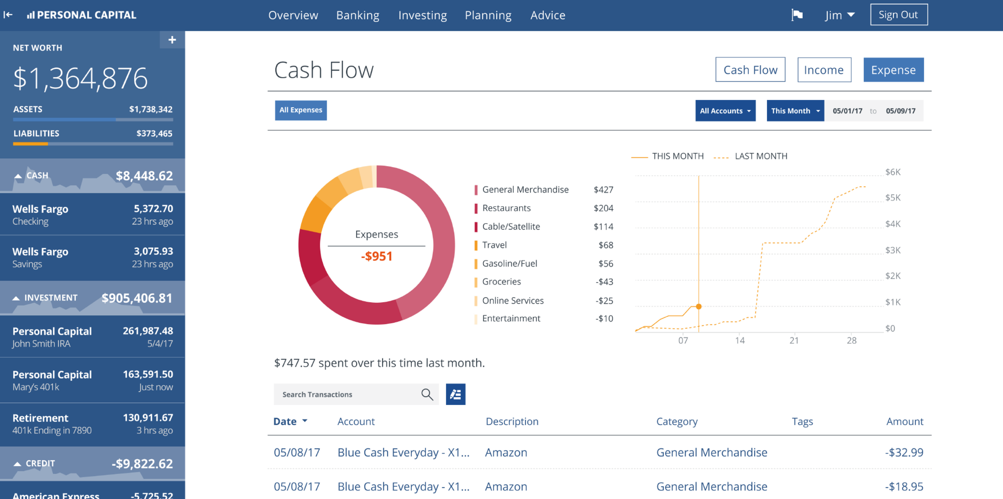 personal capital review the ultimate net worth tracker