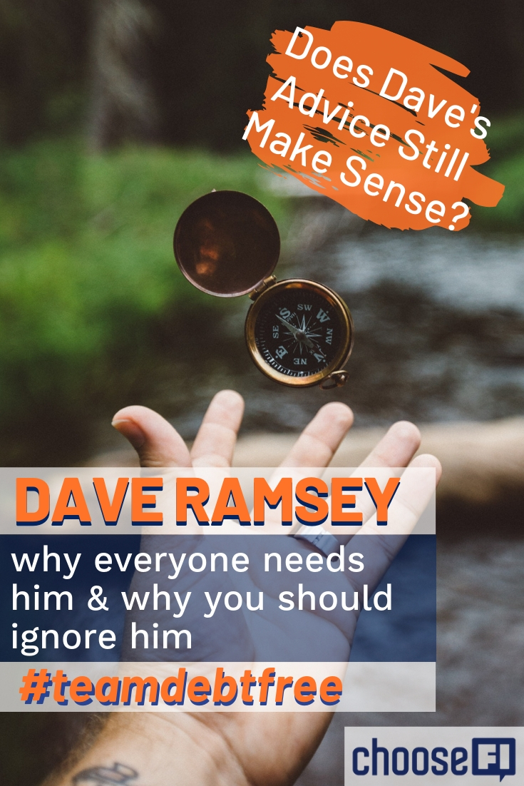 A 2019 Analysis Of The Dave Ramsey Baby Steps pin