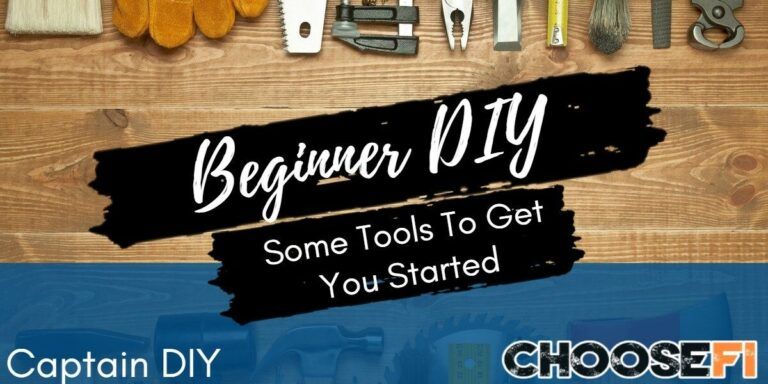 Some Tools To Get You Started
