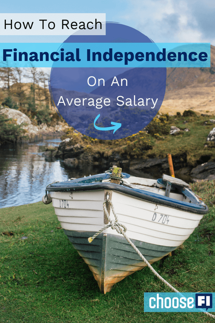 How To Reach FI On An Average Salary
