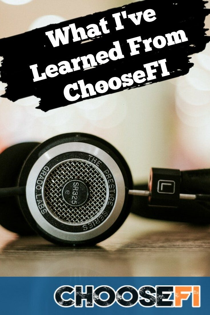 What I've Learned From ChooseFI