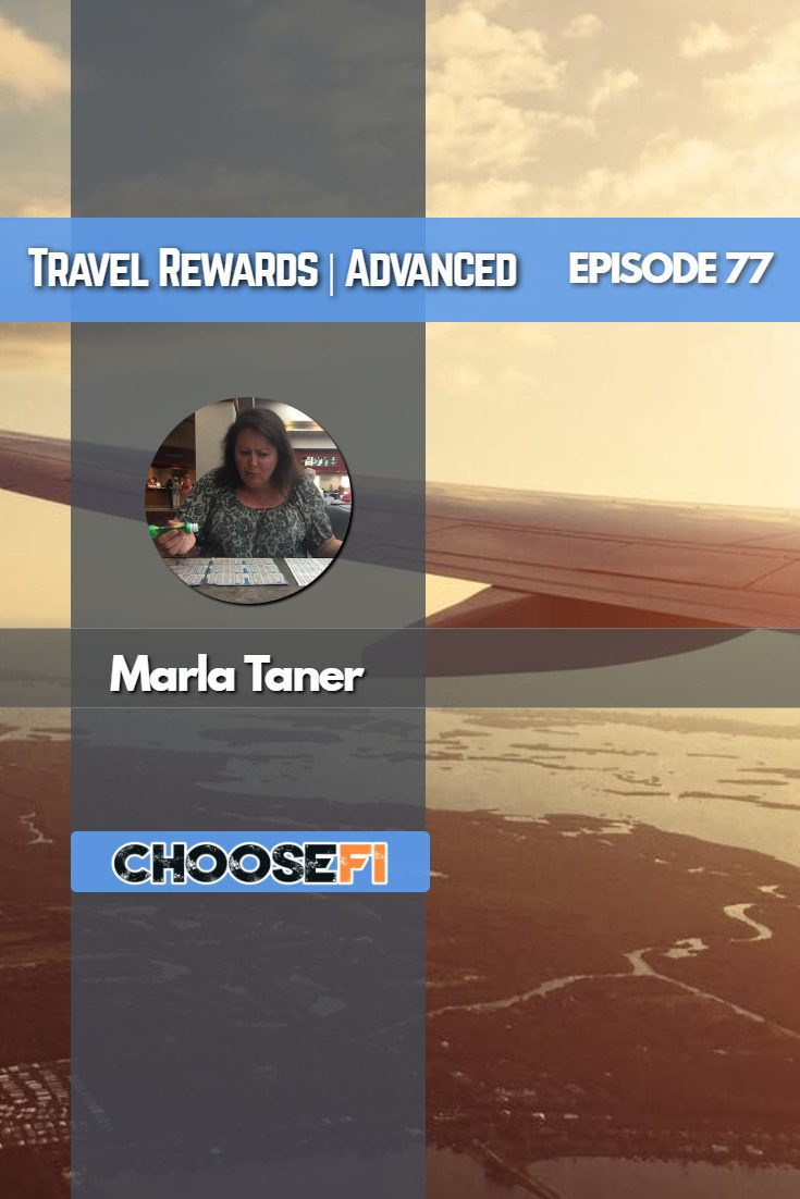 077 | Travel Rewards | Marla Taner