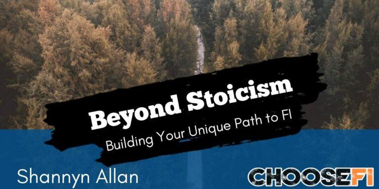 Beyond Stoicism