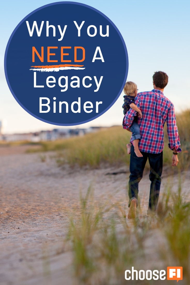 Why You NEED A Legacy Binder pin