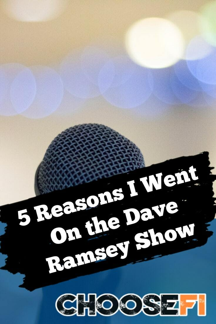 how to get on the dave ramsey show