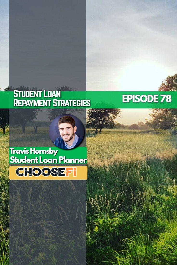 Student Loan Debt Repayment | Travis Hornsby