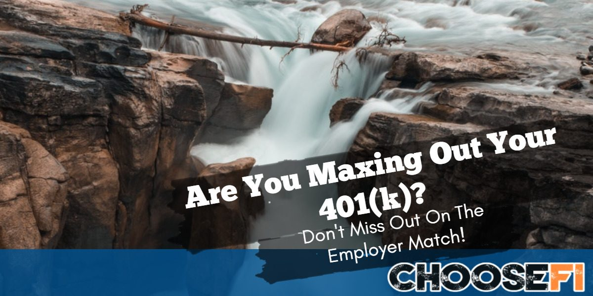 Don't Miss Out On The Employer Match!