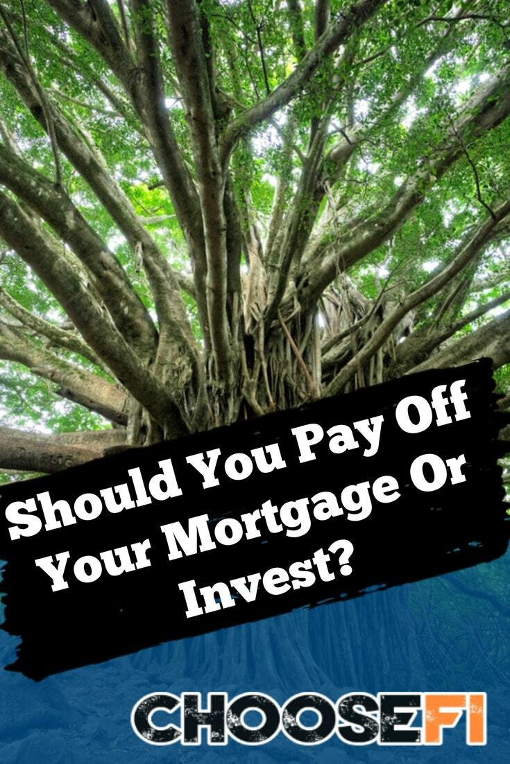Mortgage or Invest pin