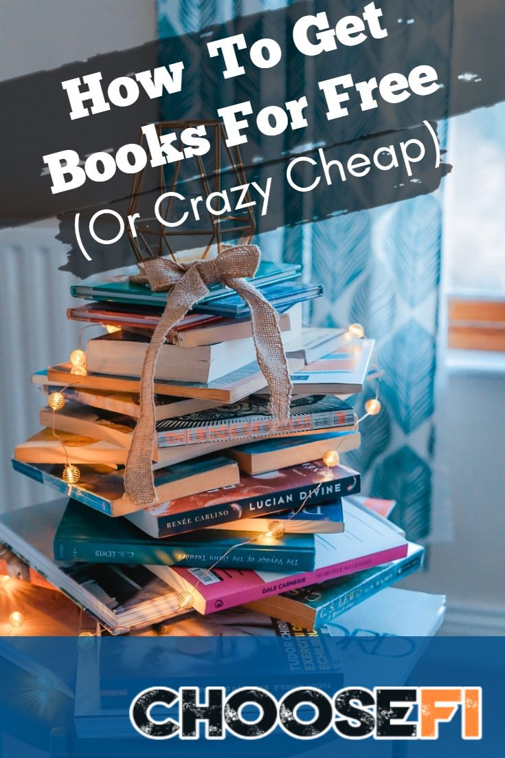 How To Get Books For Free (Or Crazy Cheap)