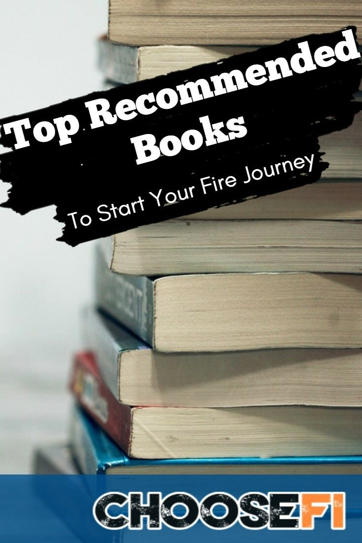 Top Recommended Books To Start Your FIRE Journey