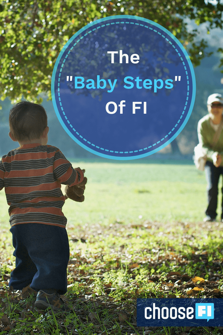"The ""Baby Steps"" Of FI"