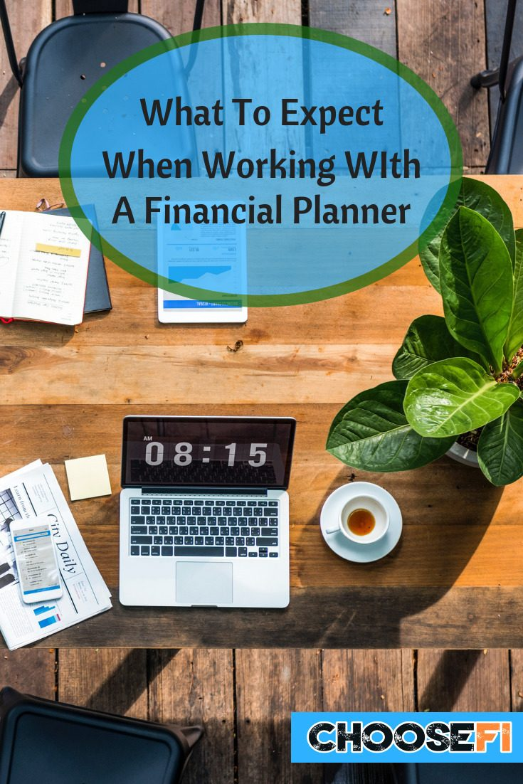 What To Expect Working With A Financial Planner