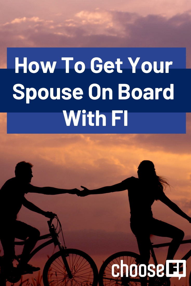 How To Get Your Spouse On Board With FI pin