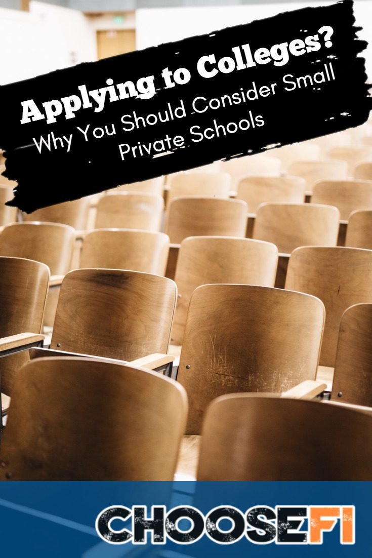 Applying to Colleges? Why You Should Consider Small Private Schools
