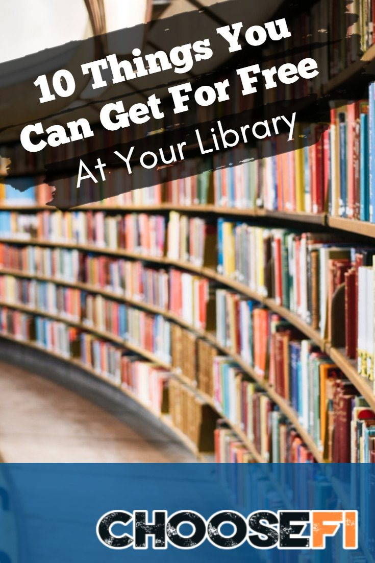 10 Things You Can Get For Free At Your Library