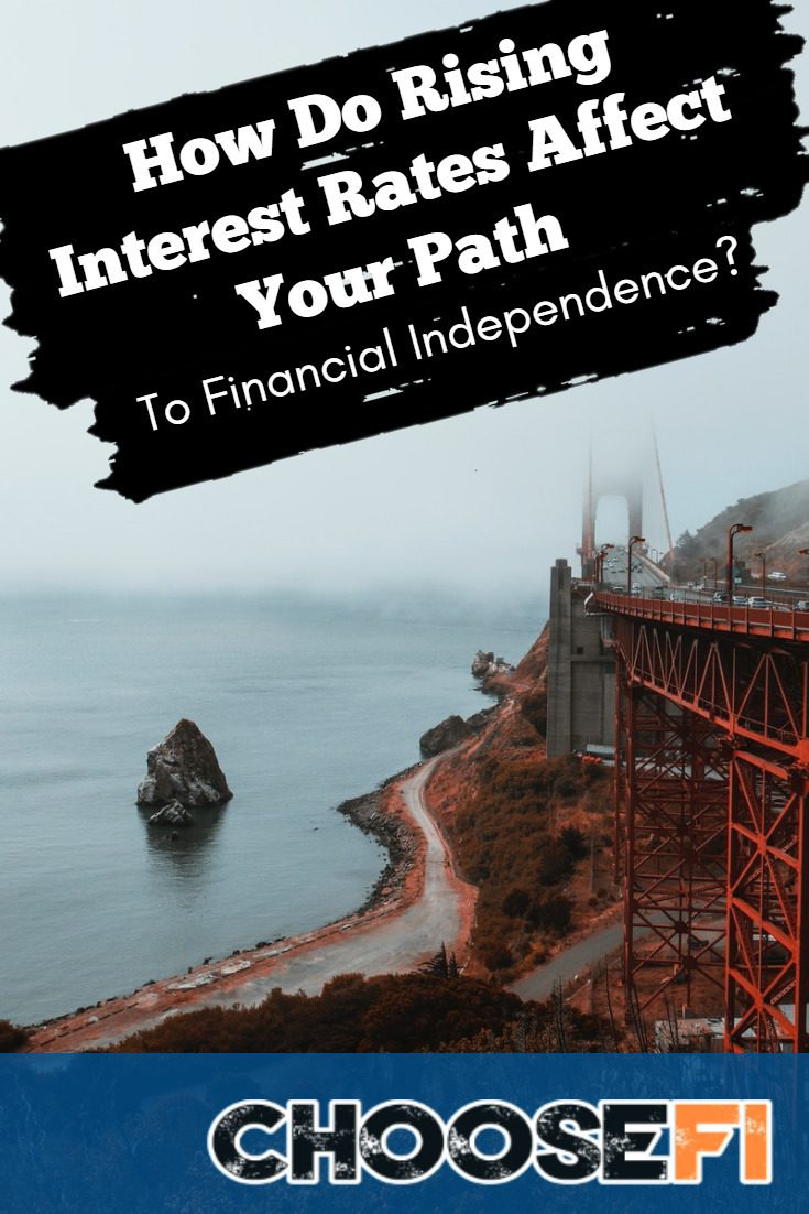 How Do Rising Interest Rates Affect Your Path To Financial Independence?