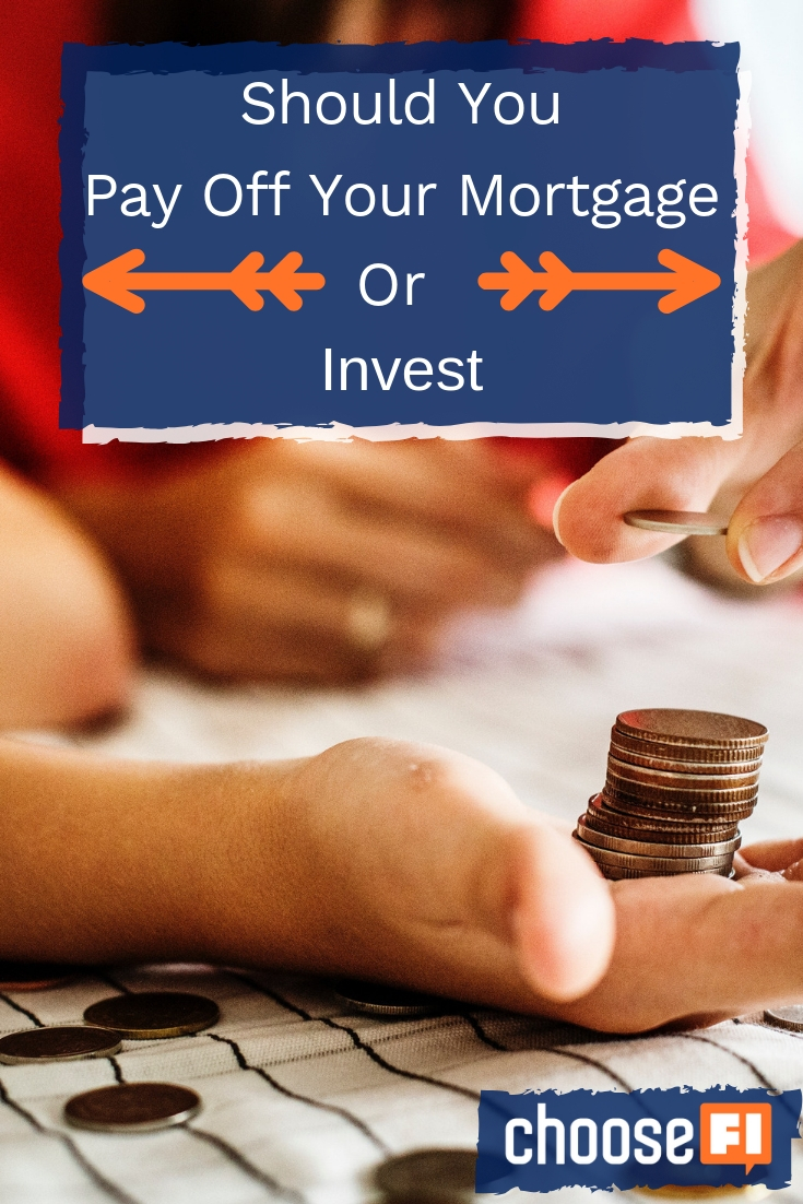 Should You Pay Off Your Mortgage pin