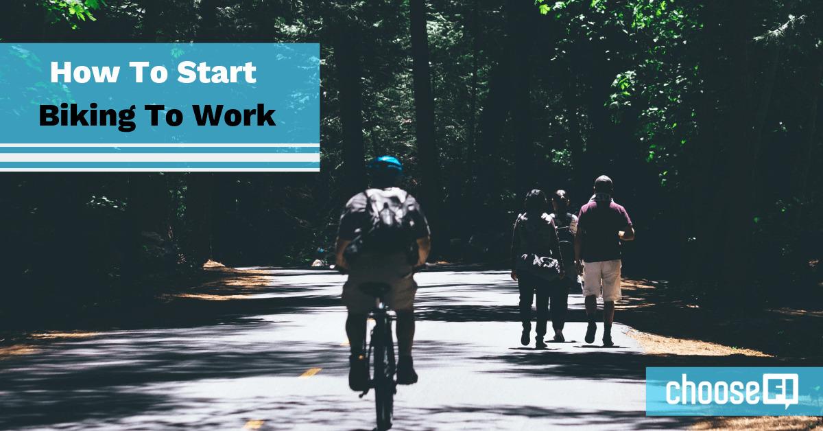 How To Start Biking To Work