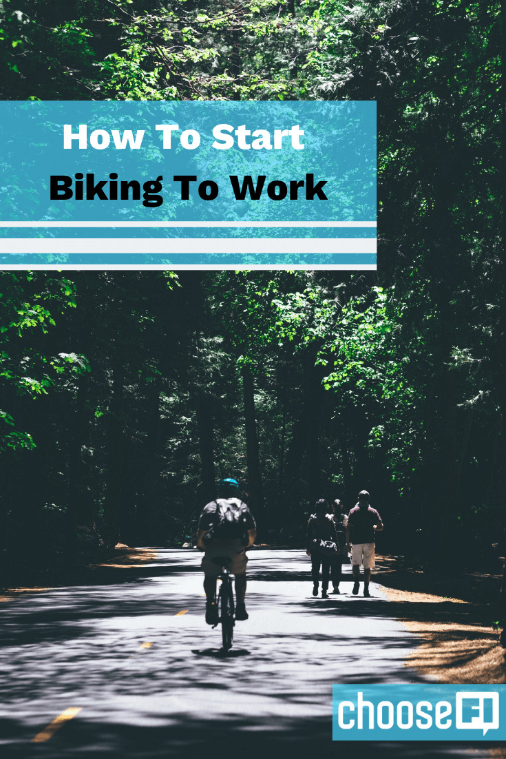 How To Start Biking To Work