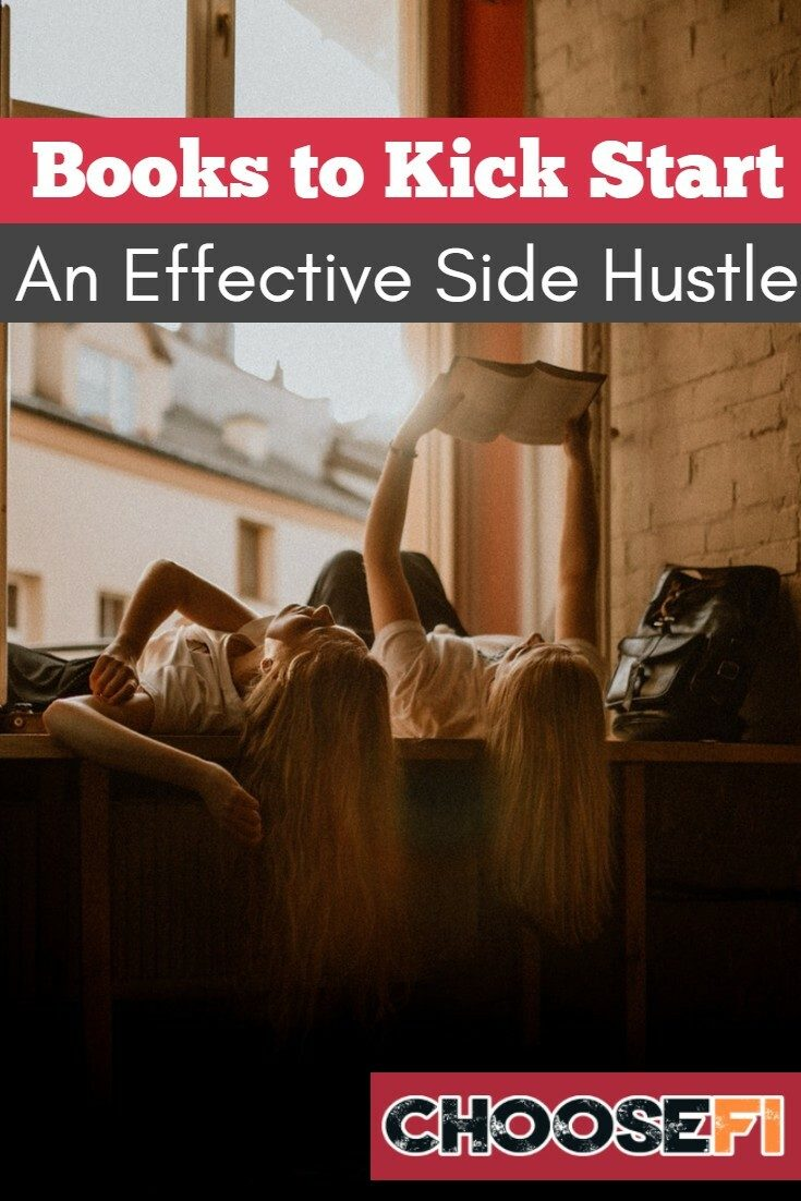 Books To Kick Start Your Side Hustle