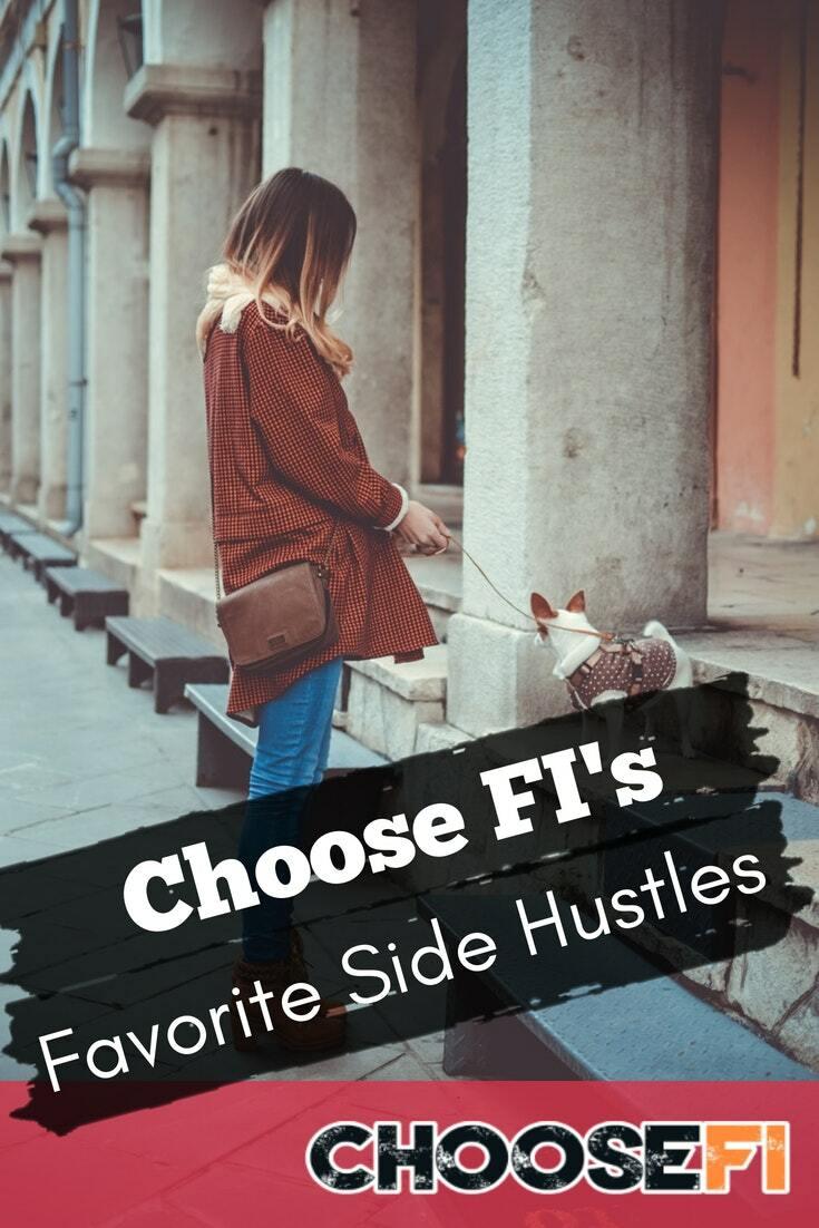 ChooseFI's Favorite Side Hustles