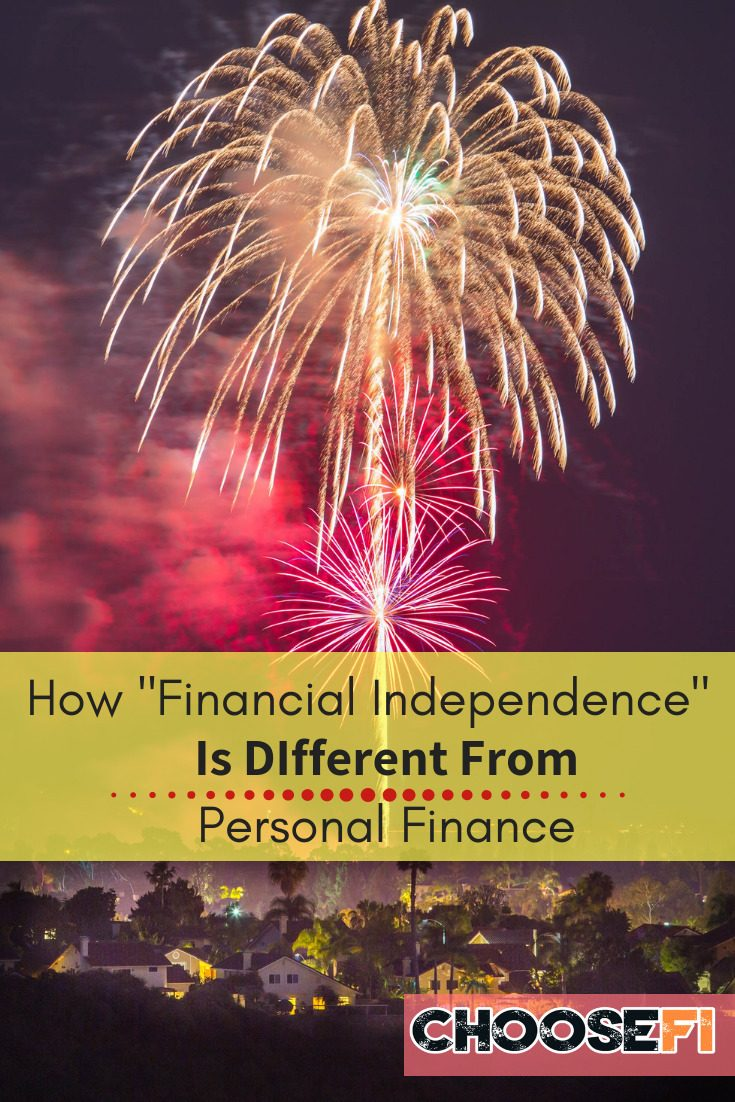 How FI Is Different From Personal Finance