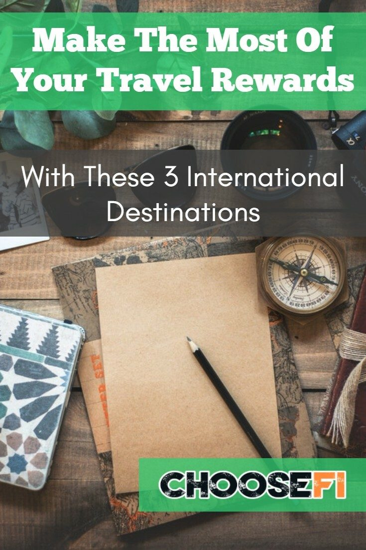 3 International Sweet Spot Destinations