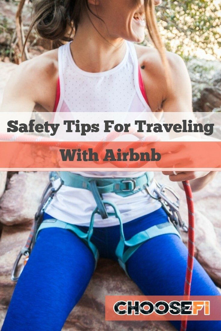 Safety Tips For Traveling With Airbnb