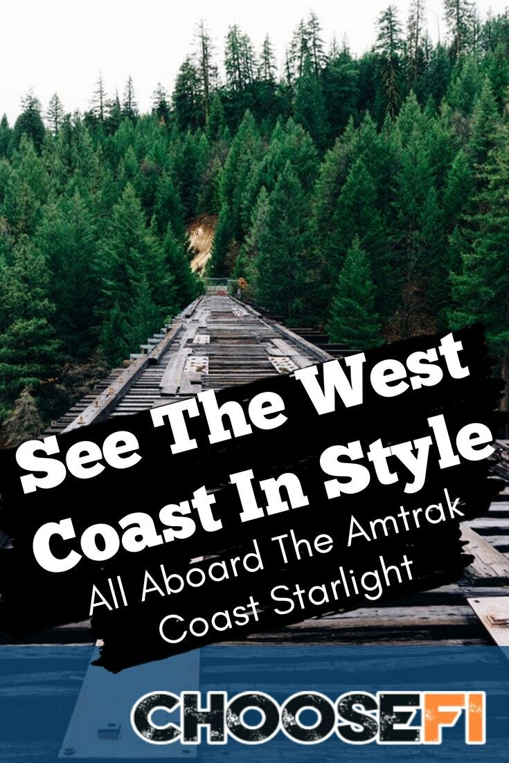 See the West Coast In Style Pin