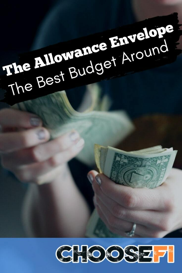 The Allowance Envelope: The Best Budget Around