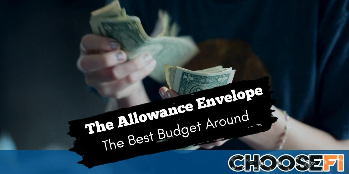 The Allowance Envelope: The Best Budget Around
