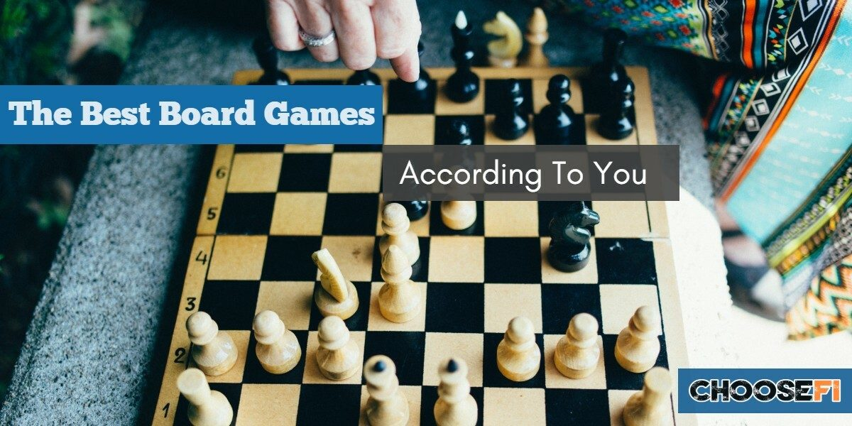 The Best Board Games (According To You)